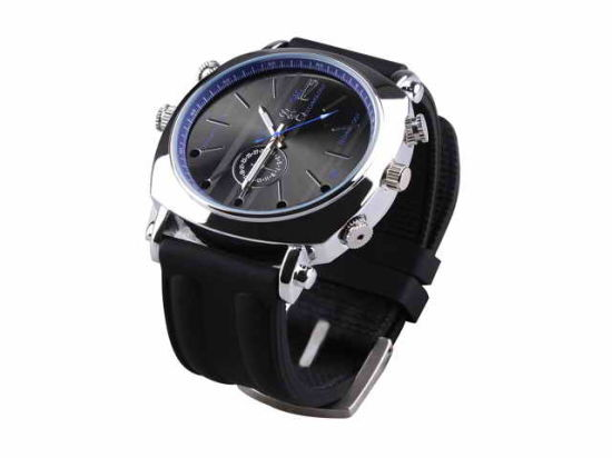 Voice Activated HD 1080P IR Night Vision Digital Hand Watch Camera Video Recorder Camera Watch pictures & photos