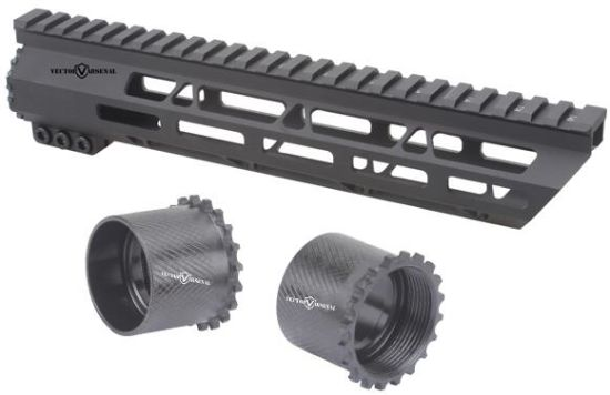 "Tactical Ar Free Float 7"" 10"" 12"" 15"" 17"" M-Lok Slim Handguard Mount Rail Ar15 M4 M16 Light Weight pictures & photos"