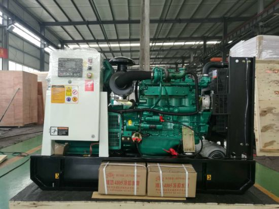 Open /Sient Type 50/60 Hz 100kVA Diesel Generator Set with Ce pictures & photos