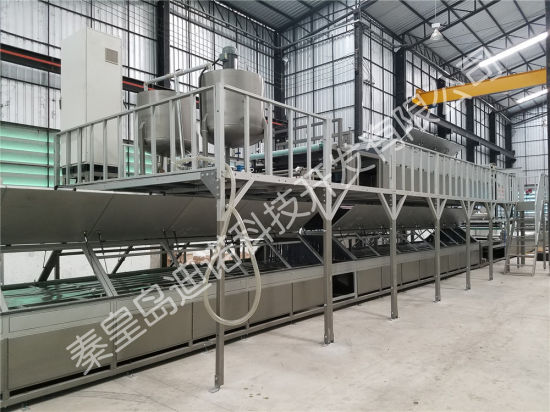 China FRP Fabric Composites Resin Material Water Gutter