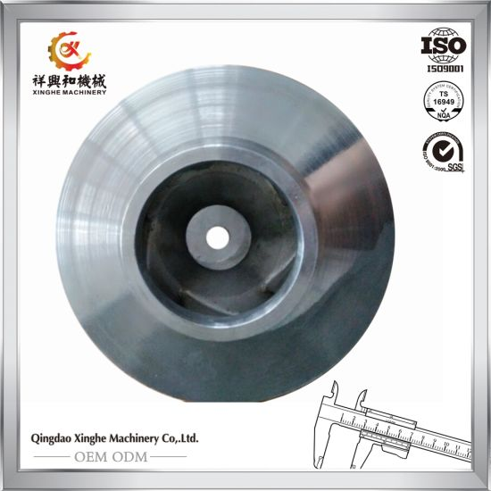 Steel Investment Casting Steel Flange Coupling pictures & photos