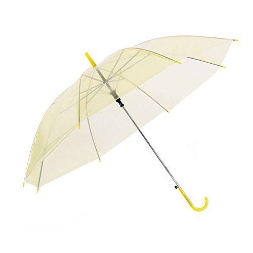 Clear Durable Bubble Rain Transparent Poe Kids Umbrella