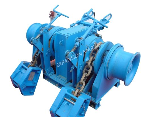 Marine Electric Windlass with Class Certificate for Sale
