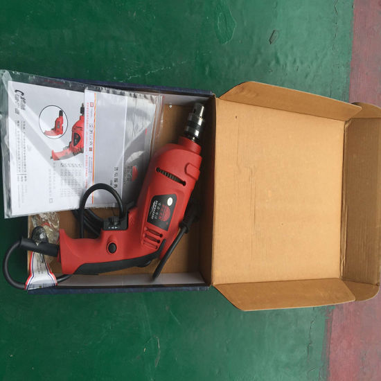 Electric Drill Power Tools Cord Drill (GBK-500-1ZRE) pictures & photos