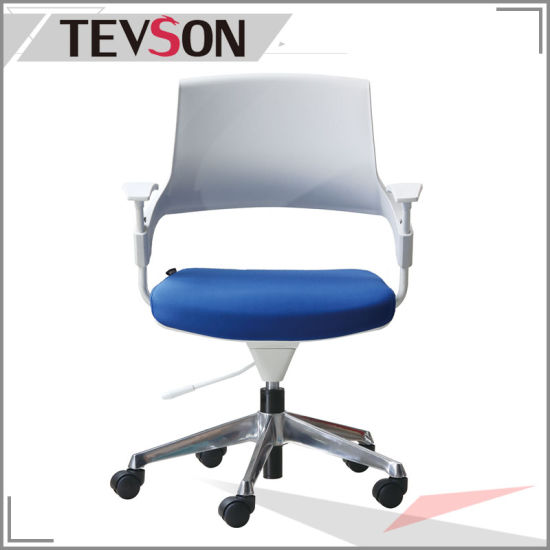 2017 Durable and Comfortable Office Plastic Low Back Chair for Wholesale pictures & photos