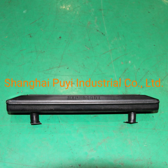300mm Width Bolt-on Rubber Track Pads for Komatsu PC27mr-1 pictures & photos