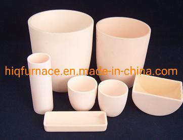 Reliable High Purity Al2O3 Ceramic Boat Ceramic Boat Alumina Ceramic Crucible, Rectangular Shape High Purity 99% Alumina Ceramic Crucible