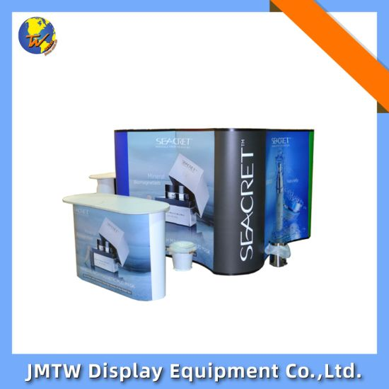 Durable Diplay Design Booth Pop up Stand