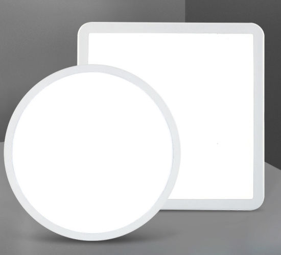 Indoor Adjustable Free Opening Square Round LED Panel Light