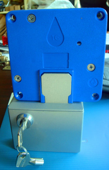 Coin Operated Lock, Locker Lock, Coin Lock, Furniture Lock, Al-1201 pictures & photos