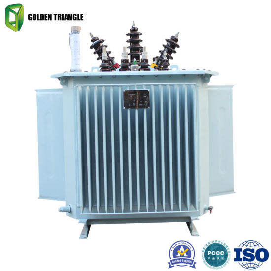 High Efficiency Three-Phase Oil-Immersed Distributing Transformer pictures & photos