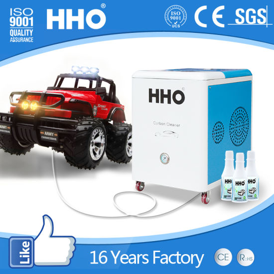 Ce Certification Hho Generator Car Engine Clean Machine