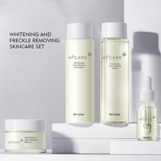 Original Anti Freckle Skin Care Whitening Cream Set Remove Pigment Whitening Moisturizing Freckle Skin Care Set