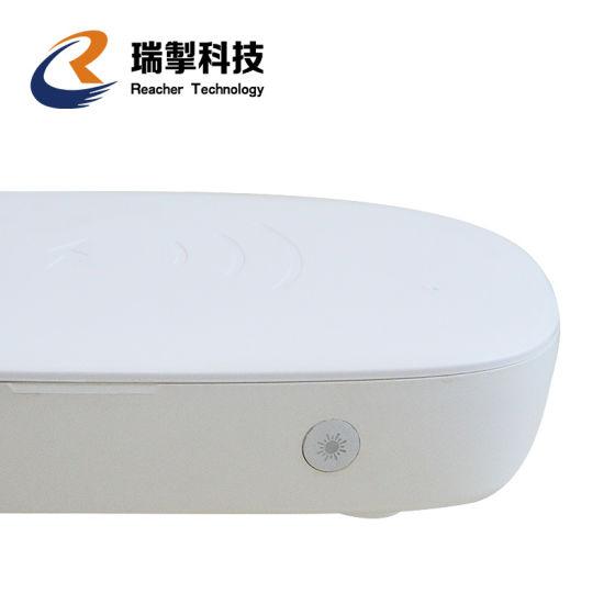 Wholesale Factory Ultraviolet Portable Wireless Charging UV Light Sanitizer Sterilizer Box for Mobile Phone