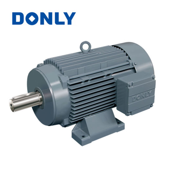 0.75kw-75kw Dmp Series AC Motor with Brake pictures & photos