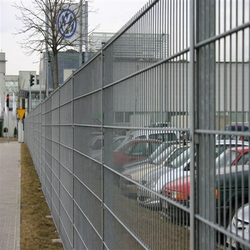 Park Security Double Wire Mesh Fencing pictures & photos