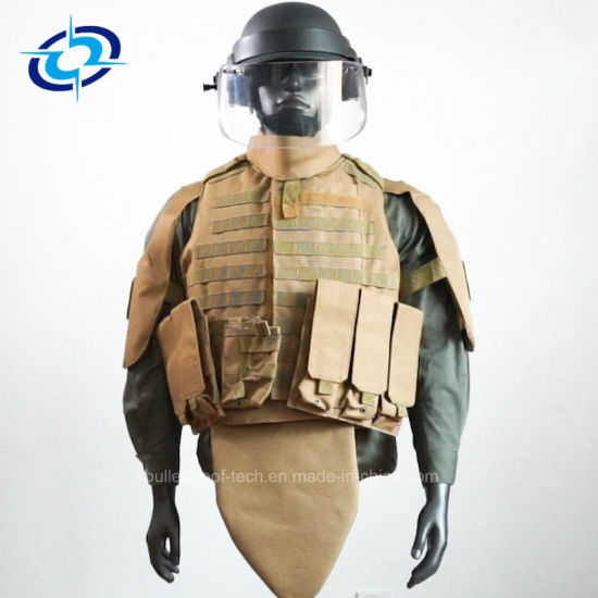 Full Protection Series Body Armor Vest pictures & photos