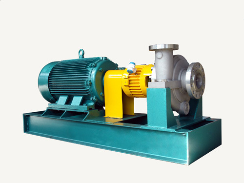 Titanium Chemical Pump (IJ)
