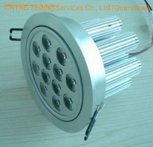 Home Appliance Quality Control Service --LED Lamp Onsite Inspection pictures & photos