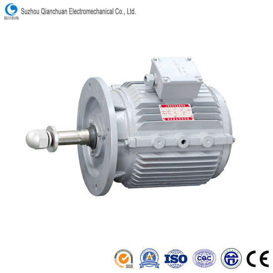 The Reducer Uses A Three Phase Asynchronous Motor 7 5kw