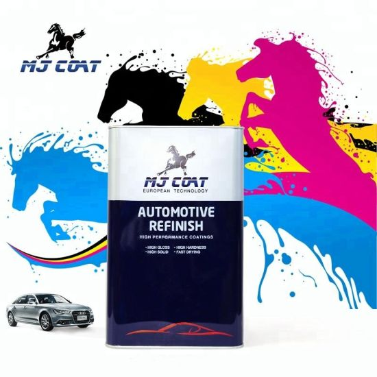 Hot Selling China Factory Price Liquid Coating Color Matte Blue Car