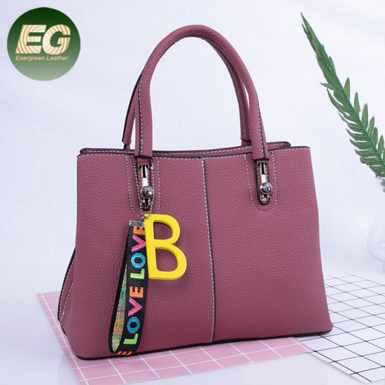 063f4265e3d0 New Fashion Unique PU Lady Handbag Tote Bag Wholesale Sh534 pictures    photos