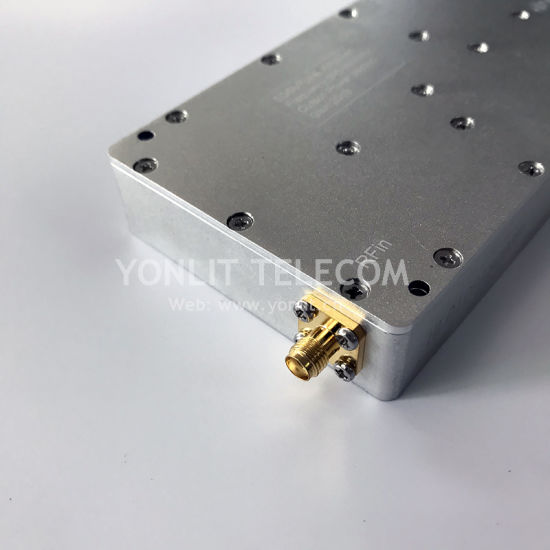 China 1W GSM850 Mosfet Power Amplifier with Small Dimension for RF