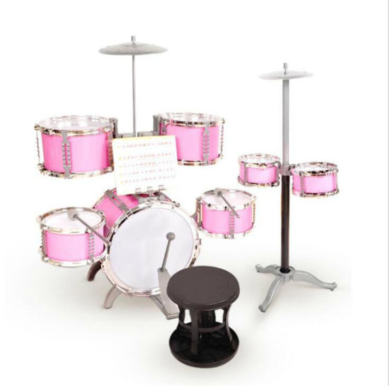 Wholesale Cheap Kid Drum Set pictures & photos