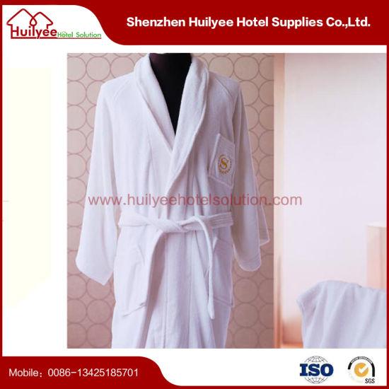 a701a9a990 China Cotton Hotel Luxury Bathrobe - China Bathrobe