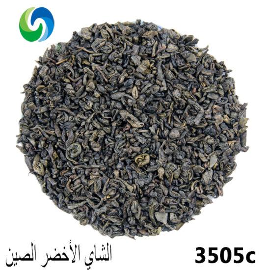 Factory Price Wholesale The 3505c Gunpowder OEM Bulk Tea Green