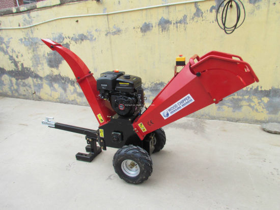 13HP Lifan Engine Wood Chipper Shredder