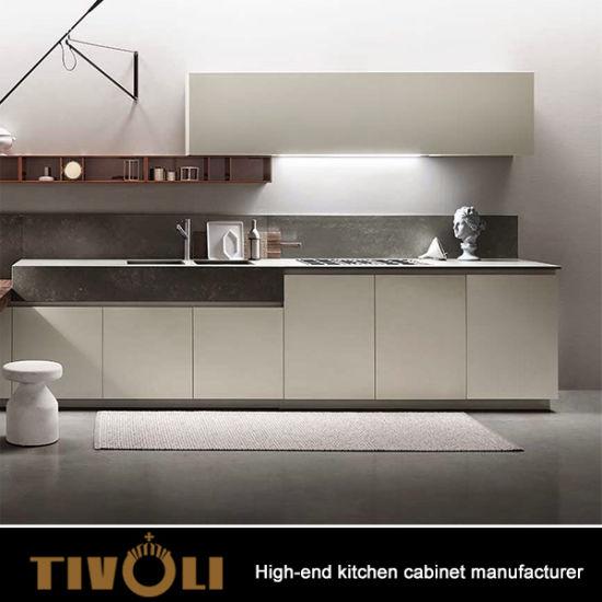 Modern Cheap Kitchen Storage Pantry Cabinet TV 0517