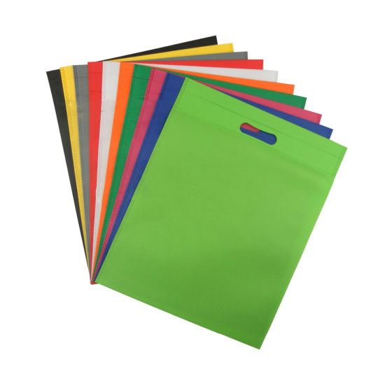 Spunbond Polypropylene Nonwoven Fabric Used for Shopping Bags