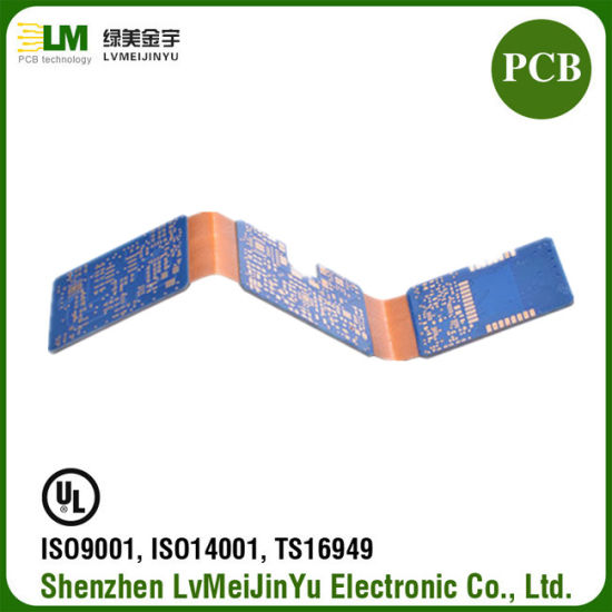 Big Size Flex Rigid PCB Circuit Board Long Rfpc