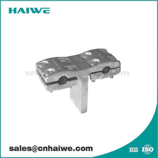 Tls Aluminium Bolt Type Two Cable Connector