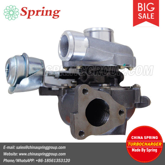 China Spare Parts Turbo Charger Gt1544V 282012A110 782404-5001s