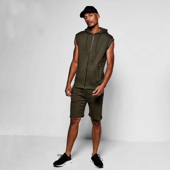 Fashion Bulk Wholesale Sport Wear Tracksuit Short Track Suit