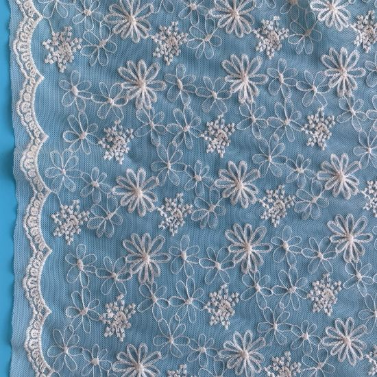 Wholesale and Retail of High Quality Cotton Brocade Embroidery Fabric