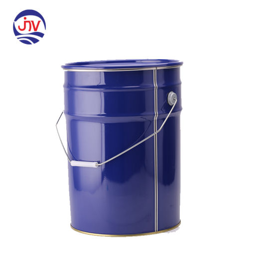 Wholesale Tinplate 5 Galllon Bucket for Grease with Cover