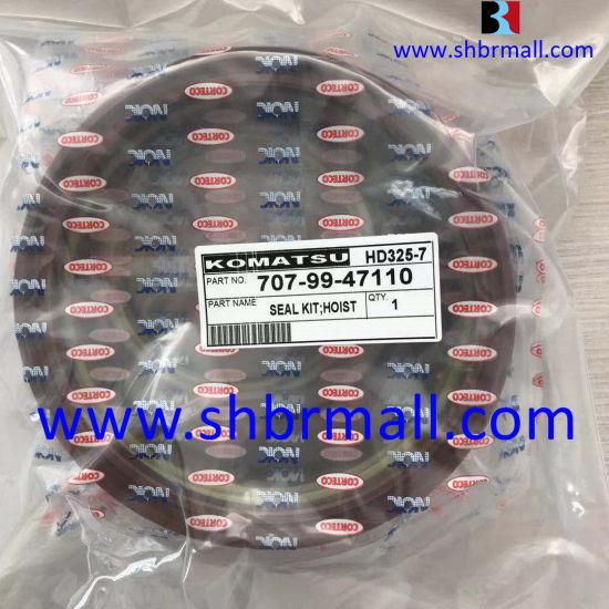 Komatsu HD325-7 Dump Truck Hydraulic Hoist/Steering Cylinder Seal  Kits/707-99-47110, 707-98-25920