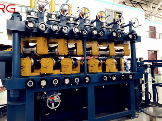 High Precision Hydraulic Metal Straightening Machine for Material