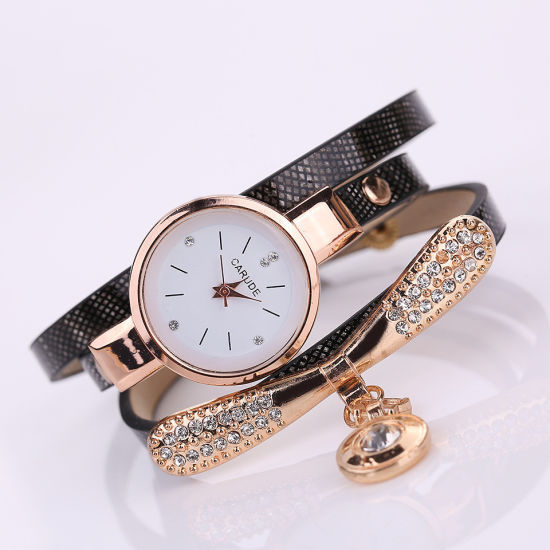 9f817b6e4ef Fashion Simulated Pearl Strap Watch Women Rhinestone Small Dial Bracelet  Watch Quartz Wrist Watch Relogio Feminino Clock