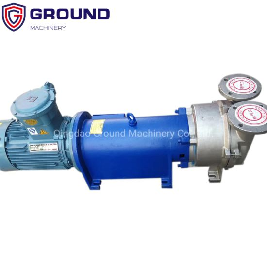 Ex Proof Single Stage 2BV Liquid /Water Ring Vacuum Pump for industry