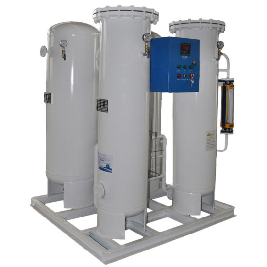 High Purity Medical Oxygen Gas Plant for Cylinders Filling