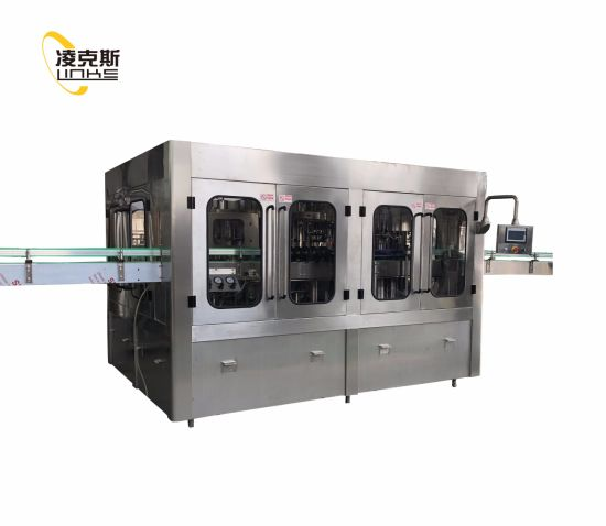 Automatic Soft Drink Soda Water Beverage Bottled Filling Machine Plant Line pictures & photos