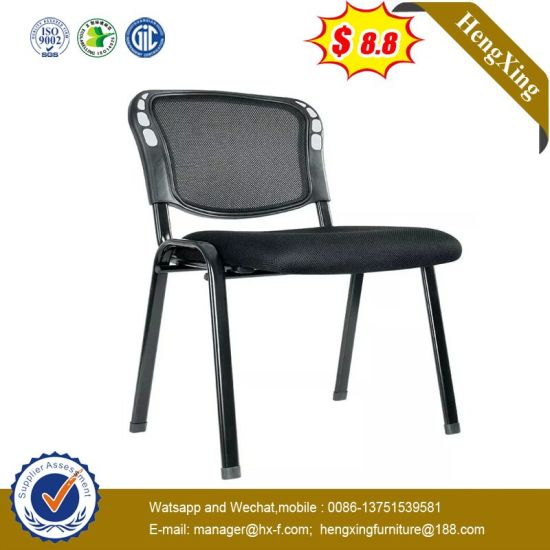 Hot Sell Black Home Hotle Office Conference Plastic Chair
