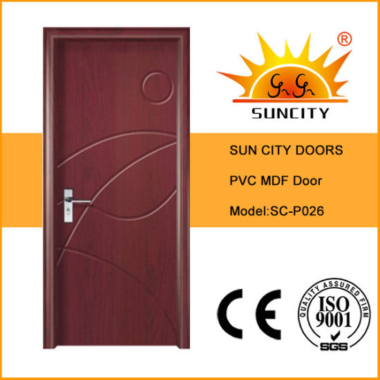 Hot Newest Style Models PVC Folding Wooden Door Operators