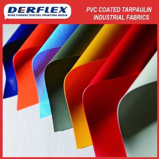 1000X1000d, 20X20, 720g Blackout PVC Tarpaulin