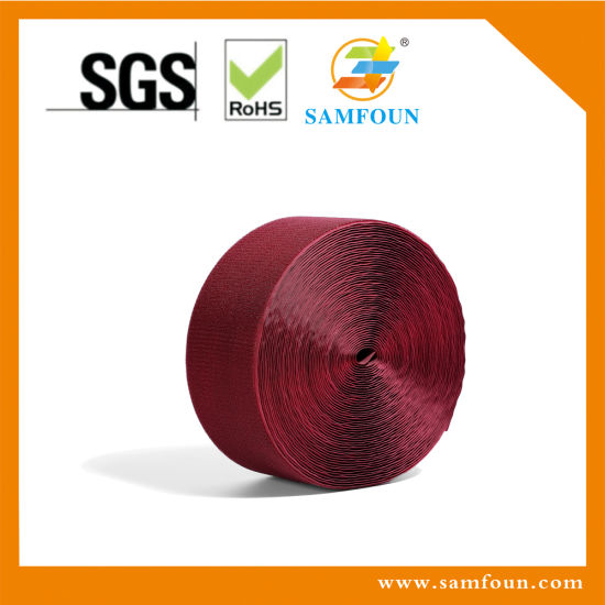 SGS Passed Unbrushed Hook and Loop Tape
