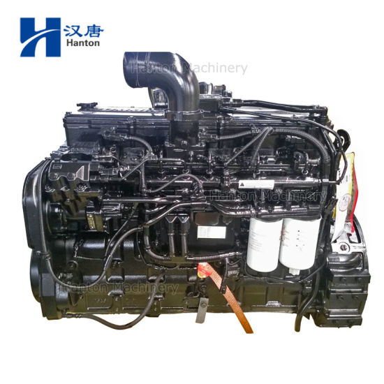 Cummins diesel engine QSL9-C for construction equipment (truck, bulldozer,  etc)